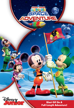 Mickey mouse clubhouse numbers roundup
