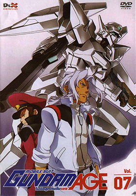 MOBILE SUIT GUNDAM AGE Vol. 7