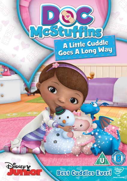 Doc McStuffins A Little Cuddle Goes A Long Way
