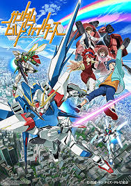 Gundam Build Fighter Vol. 1-2