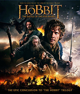 The Hobbit : The Battle of the Five Armies (2014) เดอะ ฮอบบิท 3 : สงคราม 5 ทัพ