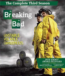 Breaking Bad : The Complete Third Season (2010)