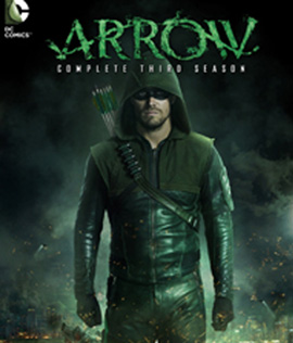 Arrow The Complete Third Season (2014-2015)