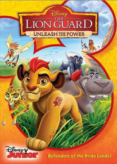 The Lion Guard: Unleash The Power