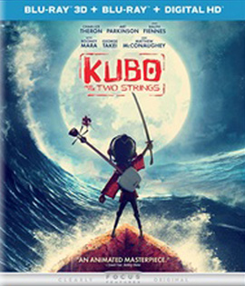 Kubo and the Two Strings (2016) คูโบ้ และพิณมหัศจรรย์ (2D+3D)
