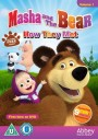 MASHA AND THE BEAR มาช่ากับคุณหมี [Disc1 13 Episodes]