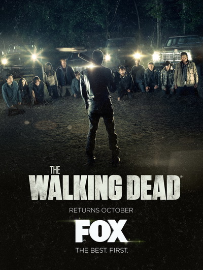 The Walking Dead Season 7  (EP1-8 ยังไม่จบ)