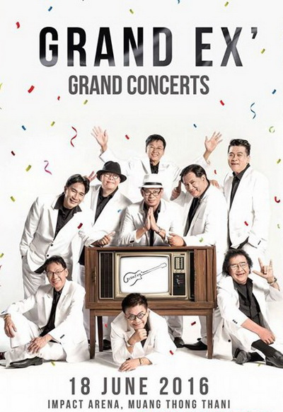 Grand EX' Grand Concert Live At Impact Arena