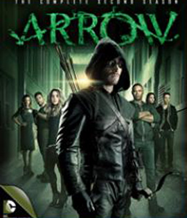 Arrow: The Complete Second Season (2013-2014)