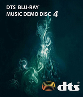 DTS Blu-Ray Music Demo Disc-4