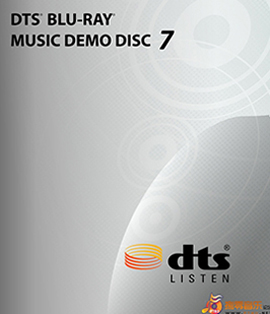 DTS Blu-Ray Music Demo Disc-7