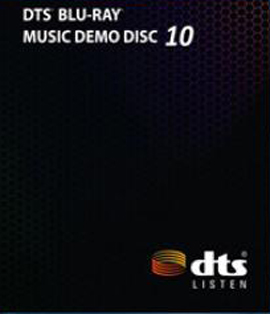 DTS Blu-ray Music Demo Disc 10 (2013)