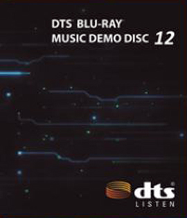 DTS Demo Music Blu-Ray Vol. 12
