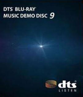 DTS Blu-ray Music Demo Disc 9 (2013)