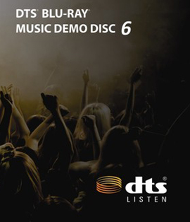 DTS Blu-Ray Music Demo Disc-6