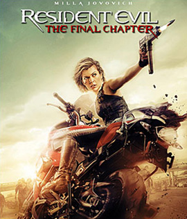 Resident Evil: The Final Chapter (2017) ผีชีวะ 6 อวสานผีชีวะ (Master)
