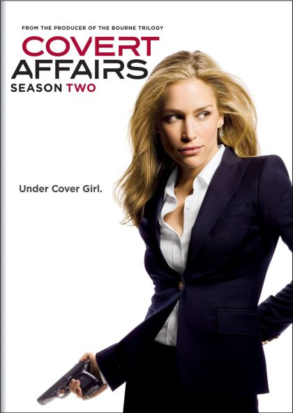 Covert Affairs Season 2 ( 16 ตอนจบ )