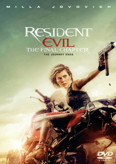 Resident Evil: The Final Chapter ผีชีวะ 6 อวสานผีชีวะ