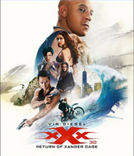 xXx: The Return of Xander Cage (2017) ทลายแผนยึดโลก 3D (No Special Features)