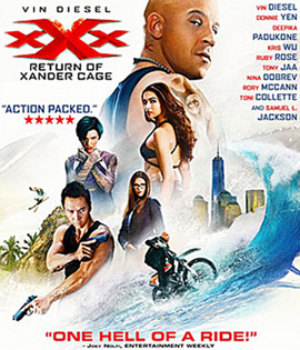 xXx: The Return of Xander Cage (2017) : ทลายแผนยึดโลก (Master) (Triple X 3)