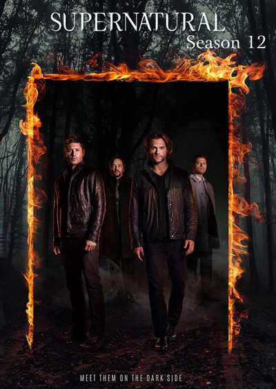 Supernatural Season 12 ( 23 ตอนจบ )