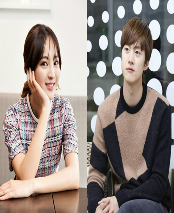 We got Gong Myung and Hye Sung