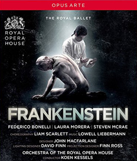 Lowell Liebermann - Frankenstein (2017)