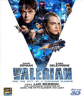Valerian and the City of a Thousand Planets (2017) วาเลเรียน พลิกจักรวาล 3D