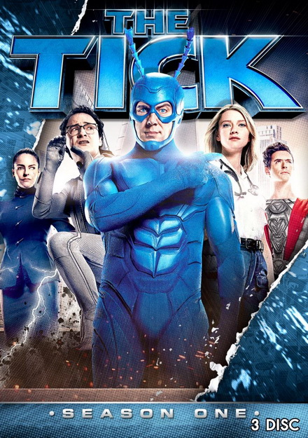 The Tick Season 1 ( Ep.1-12 จบ)