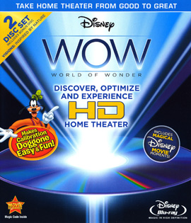 Disney Wow: World of Wonder / Visions