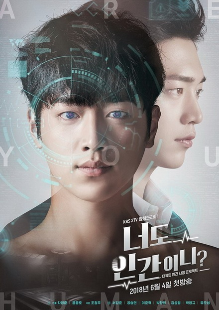 Are You Human ( ตอนที่ 33-36 จบ)