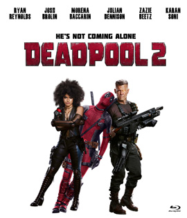 Deadpool 2 (2018) เดดพูล 2 (Theatrical Version) (Run Time : 119 mins)