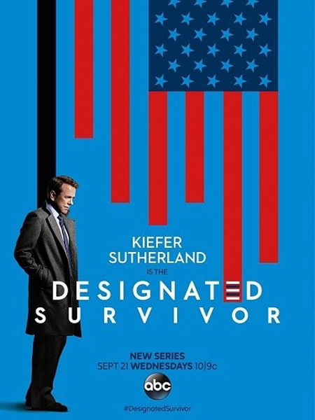 Designated Survivor Season 1 ( 21 ตอนจบ )