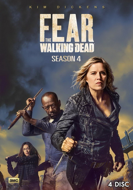 Fear The Walking Dead Season 4 ( Ep.1-16 จบ )