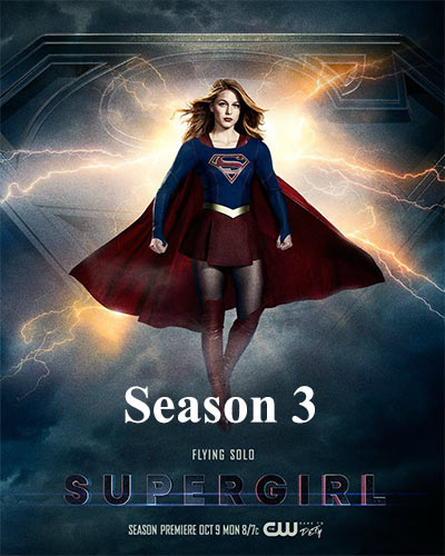 Supergirl Season 3 Ep.1-23 (จบ)