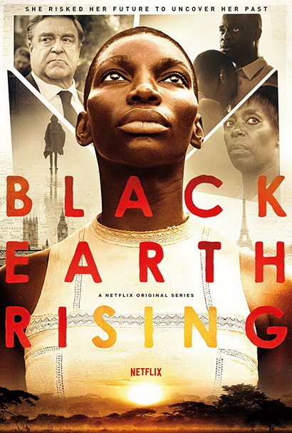 BLACK EARTH RISING  Season 1 ( 8 ตอนจบ )     Netflix