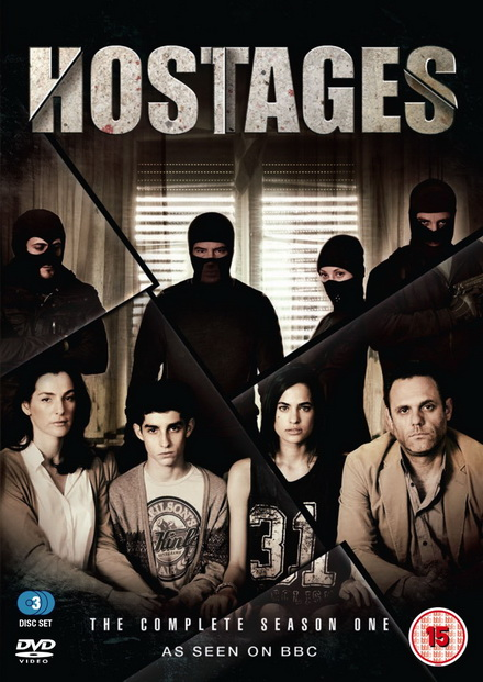 Hostages  Season 1 ตัวประกัน  ( Episode 01-10 End )