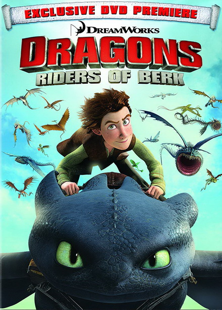 Dragons: Riders of Berk  ( 20 ตอนจบ 2012-2013 )  Cartoon Network