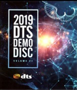 2019 DTS Demo Disc Vol.23