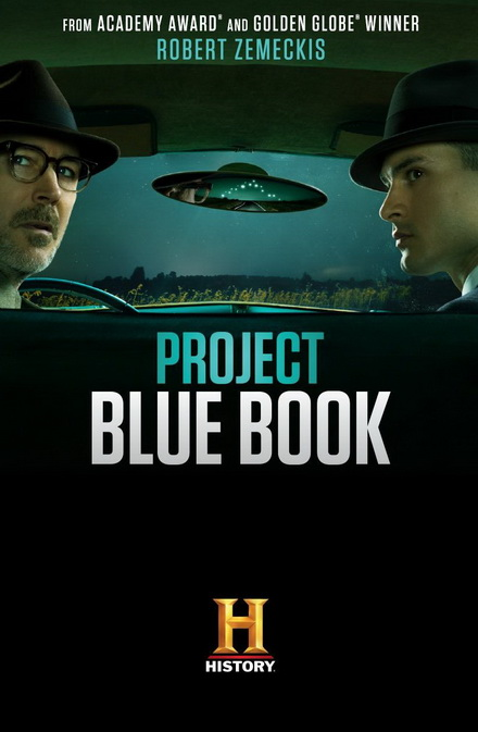 Project Blue Book (2019) Complete ep 1-10