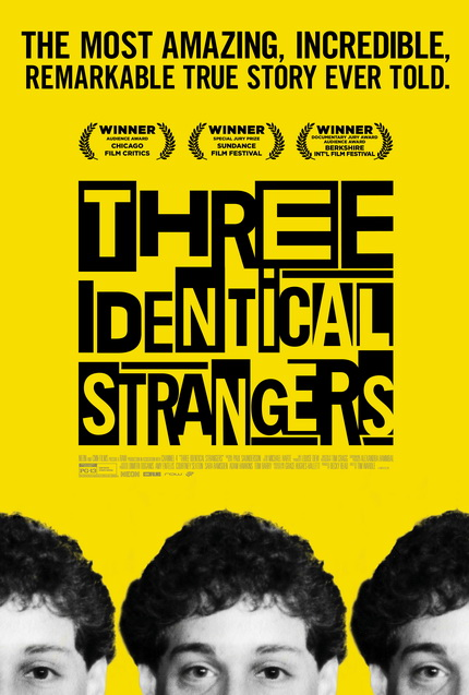 Three Identical Strangers (2018) แฝด3