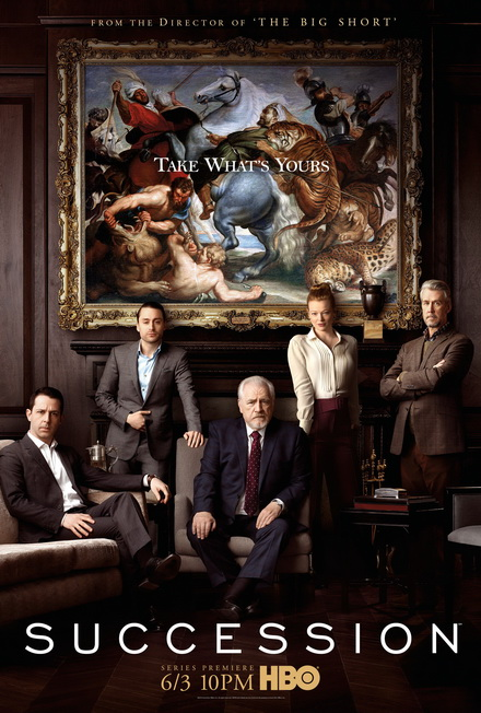 Succession  Season 1  ( ep 1-10 )