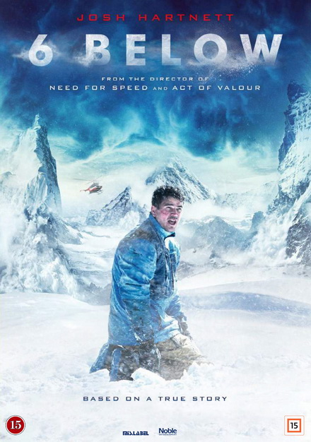 6 BELOW-MIRACLE ON THE MOUNTAIN (2017)