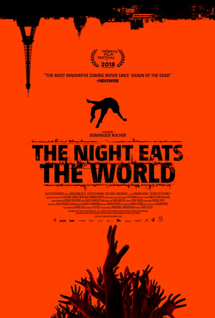 The Night Eats The Wolrd  (2018)