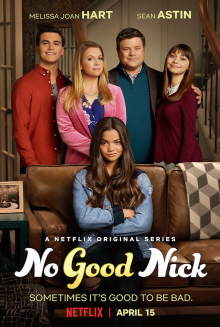 No Good Nick Season 1  นิคจอมซน       Netflix