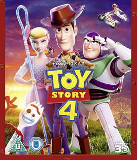Toy Story 4 (2019) 3D {Side By Side }