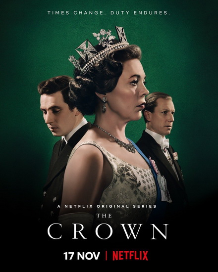 THE CROWN SEASON 3 EP.1-EP.10 (จบ)