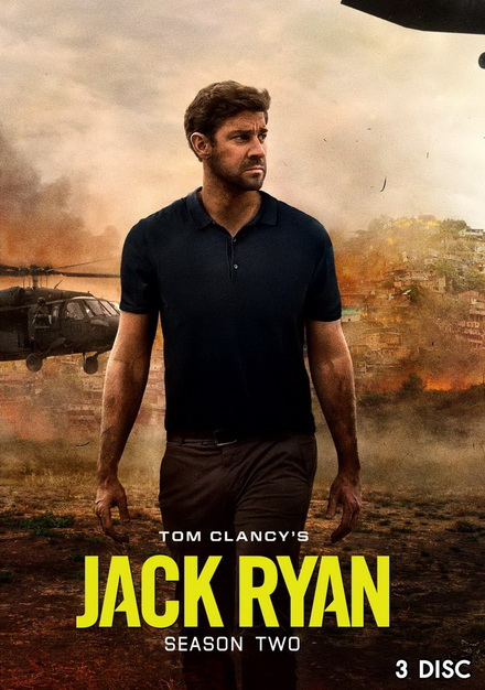 Tom Clancy s Jack Ryan Season 2