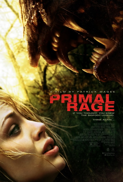 Primal Rage: The Legend of Konga (2018)