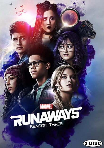 Marvel's Runaways Season 3 ( Ep.1-10 จบ )